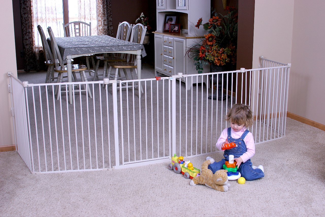 Baby Safety Gates Guide Bearded Dad