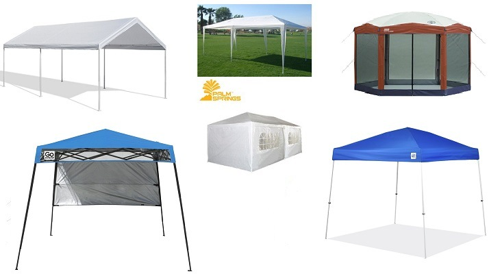 Compared to c&ing tents canopy tents are far easier to set up. Choosing the best canopy for your outdoor activity might seem easy.  sc 1 st  Bearded-dad & The Best Canopy To Protect You and Your Family From The Sun ...